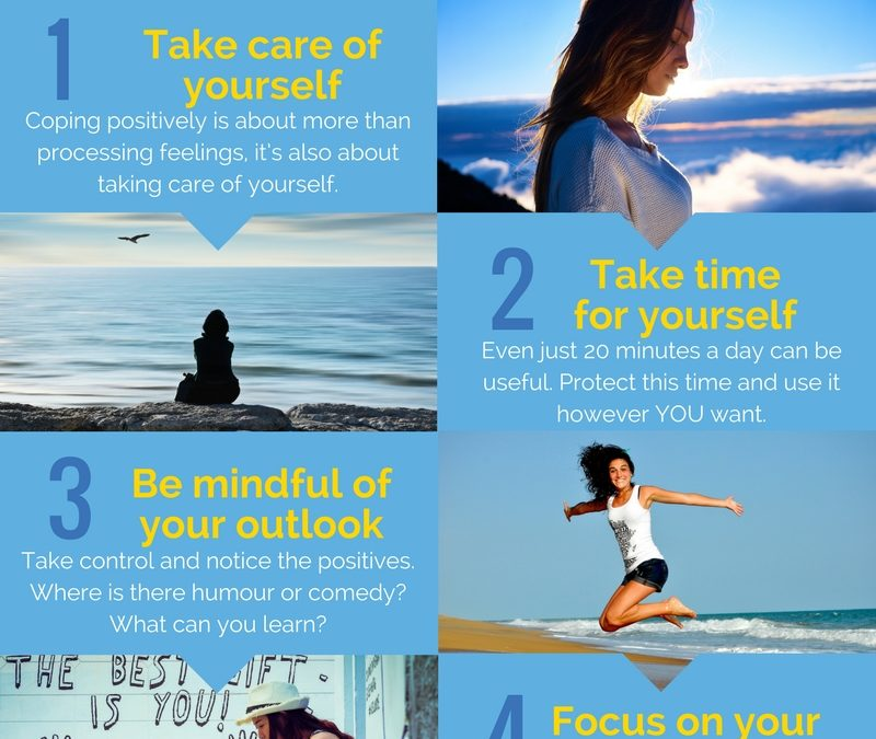 6 Ways to Cope With Life Positively