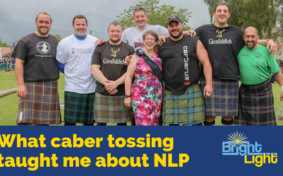 What Caber Tossing has taught me about NLP