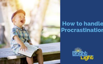 How to Handle Procrastination