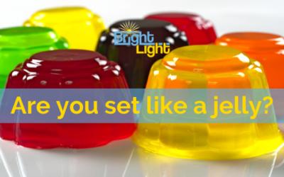 What is Mindset? Set like a jelly or set like concrete?